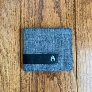 Nixon | Showoff Wallet | Mens | Like new